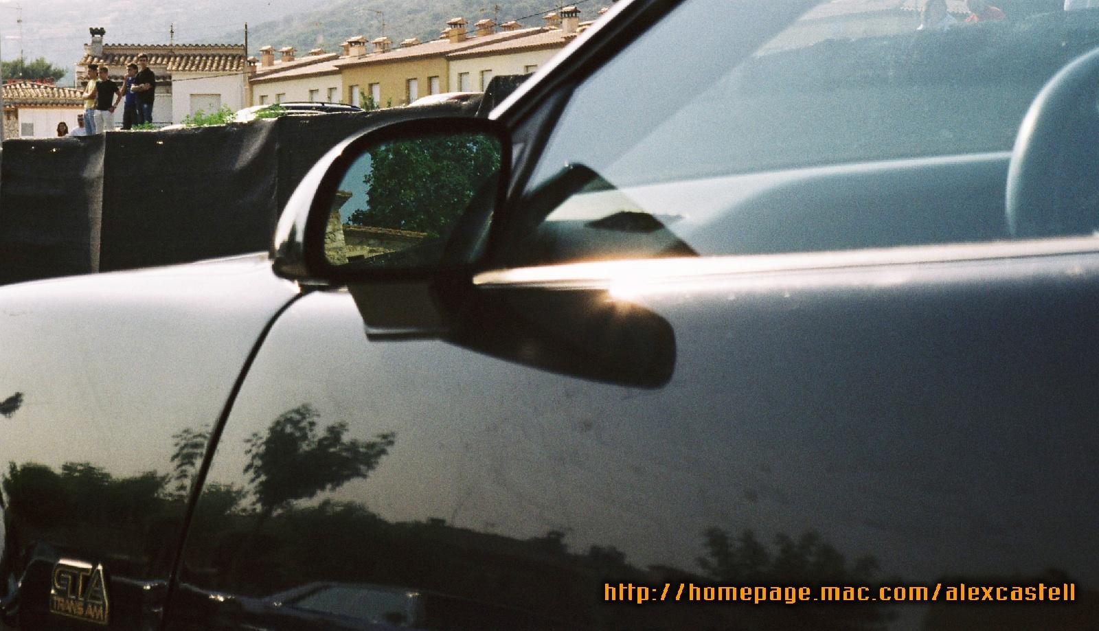 Pontiac TransAm GTA