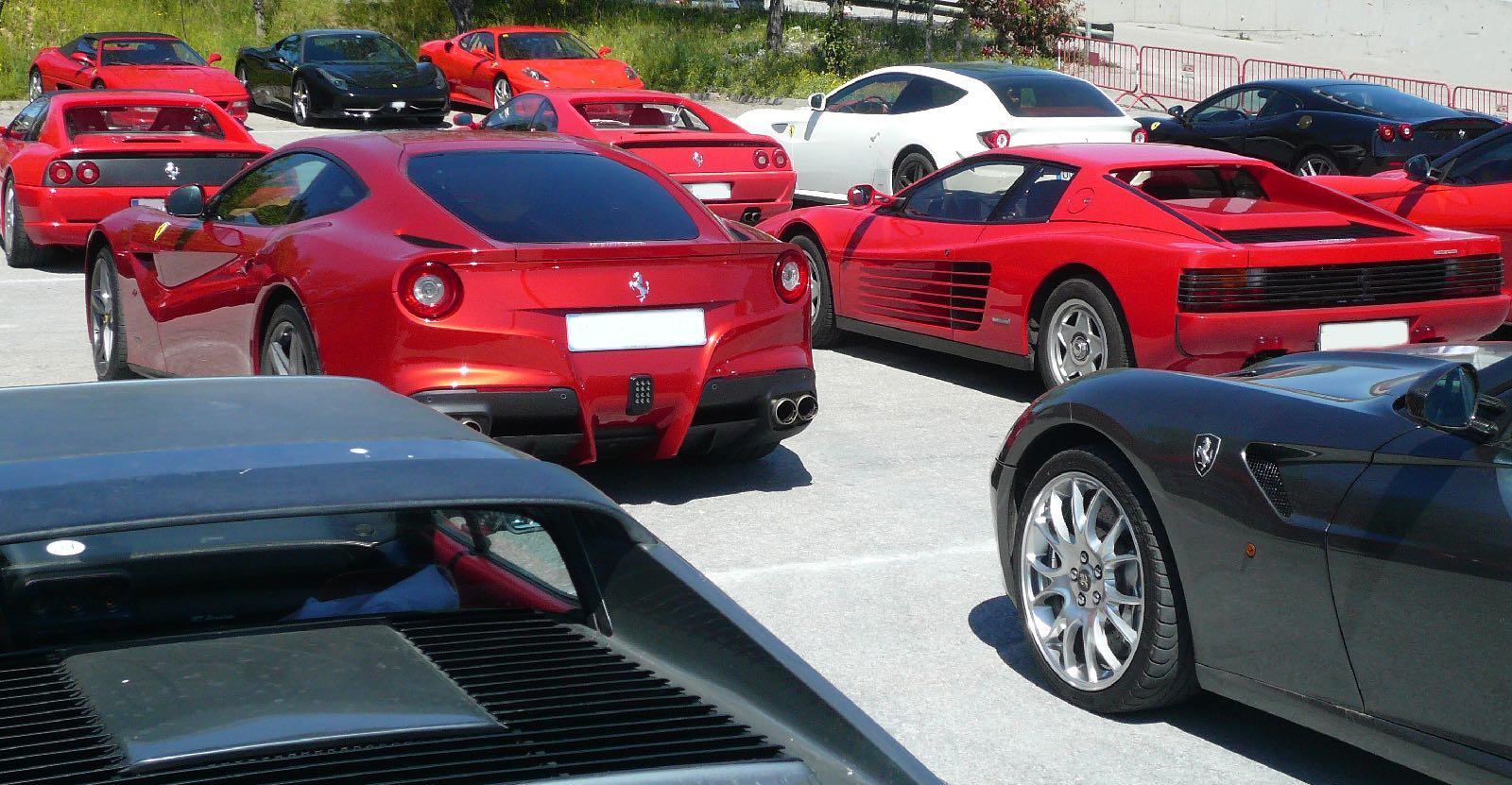 Grupo de Ferraris