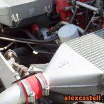 Ferrari 288 GTO blanco