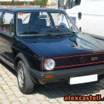 Potencia Salvaje-Volkswagen Golf GTi Mk 1