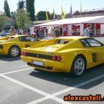 Ferrari Testarossa y F-512M