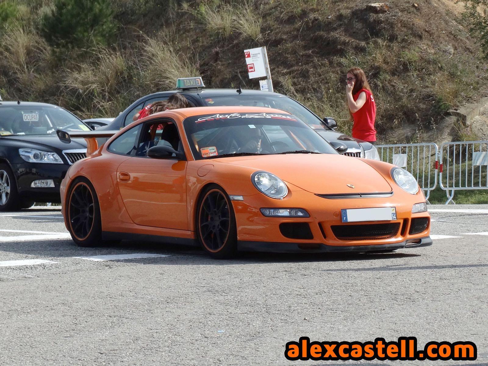 Porsche 911 GT3 RS-997