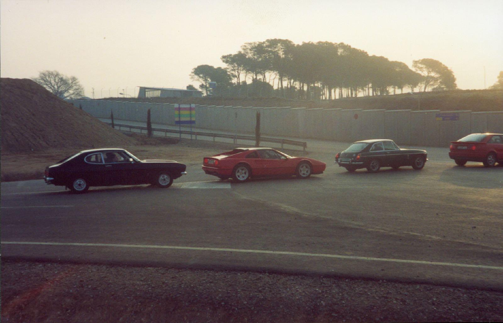 Entrada del Circuit de Catalunya