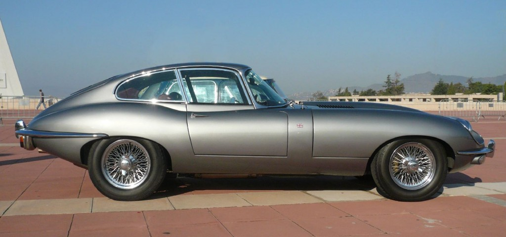 Jaguar E-Type-1
