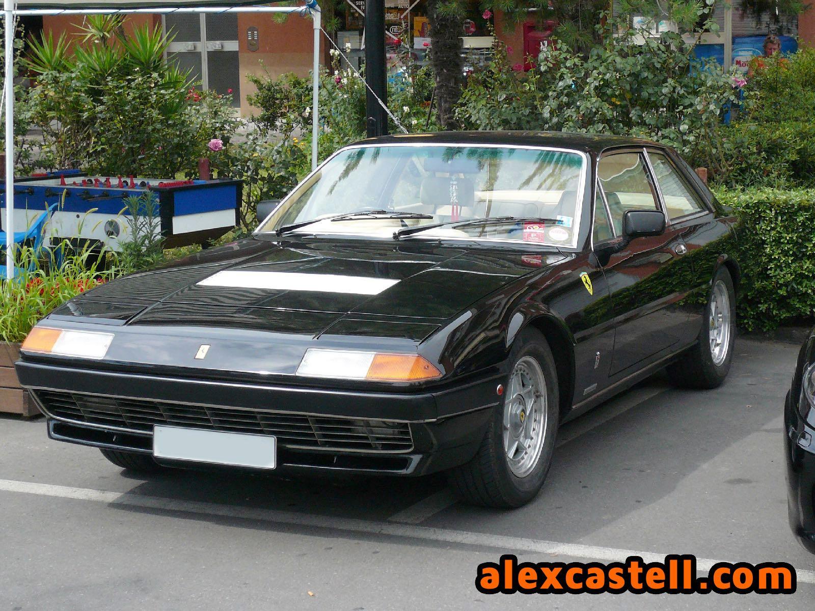 Ferrari 412 i