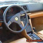 Ferrari 348 TS-interior