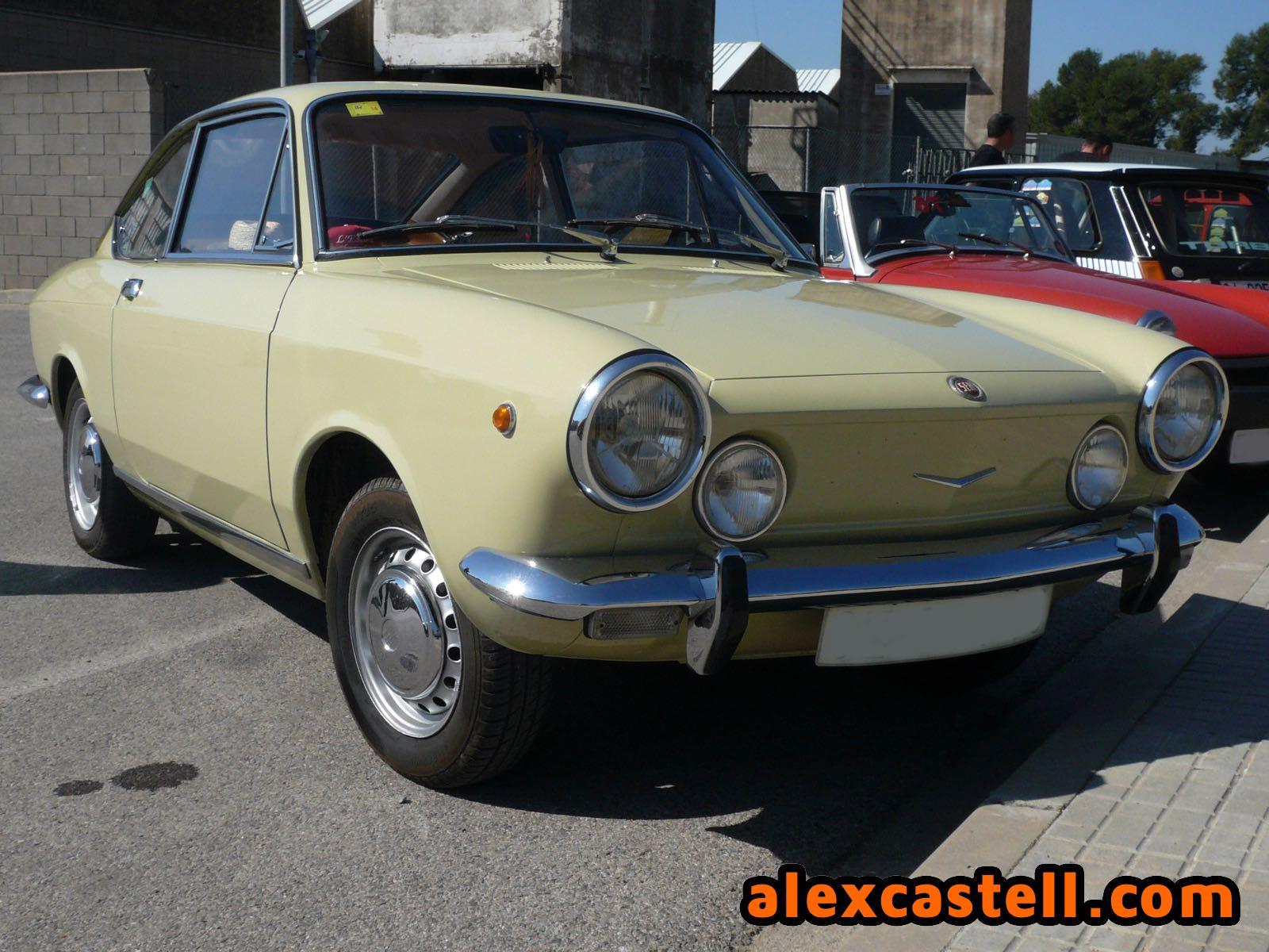 Seat 850 Sport Coupé